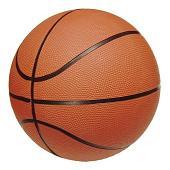 Basketbols + angļu valoda, ASV logo