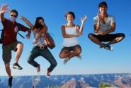 Mācies angļu valodu un fotografēt Lasvegasā logo