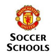 Futbols - Manchester United Soccer Schools logo